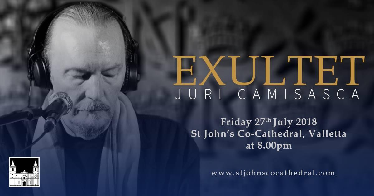 Exultet – Juri Camisasca Concert