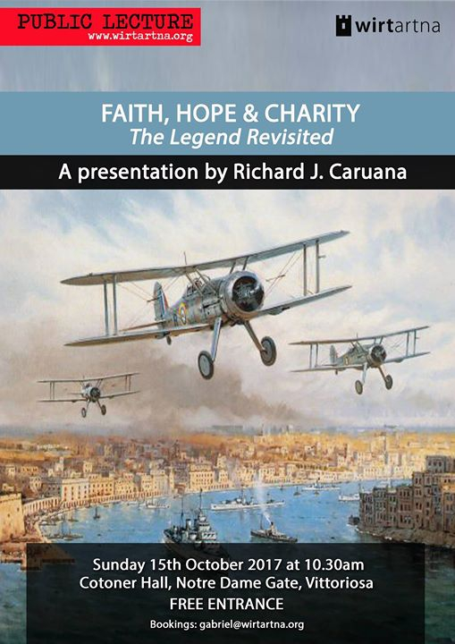 Faith, Hope & Charity - The Legend Revisited