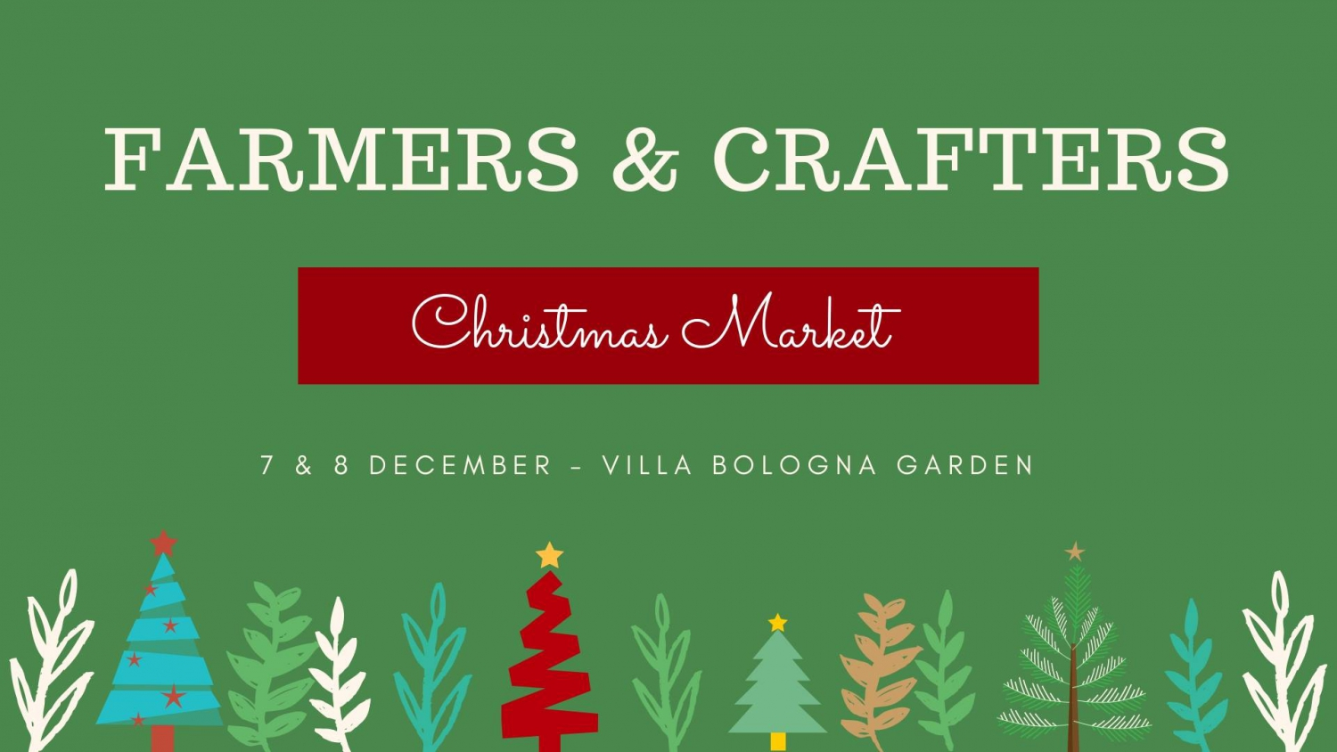 Farmers & Crafters Christmas Market