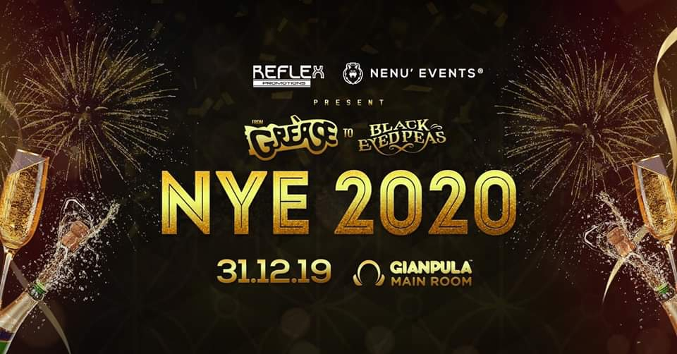 From Grease to Black Eyed Peas NYE 2020