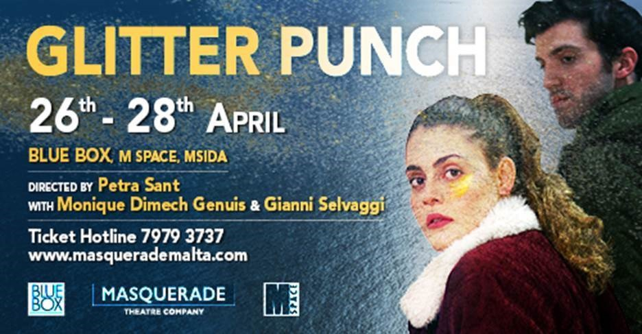Glitter Punch – Masquerade Malta