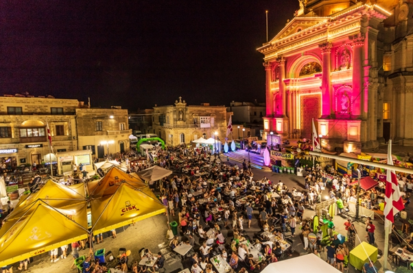 Gozo Edition - Malta International Food Festival