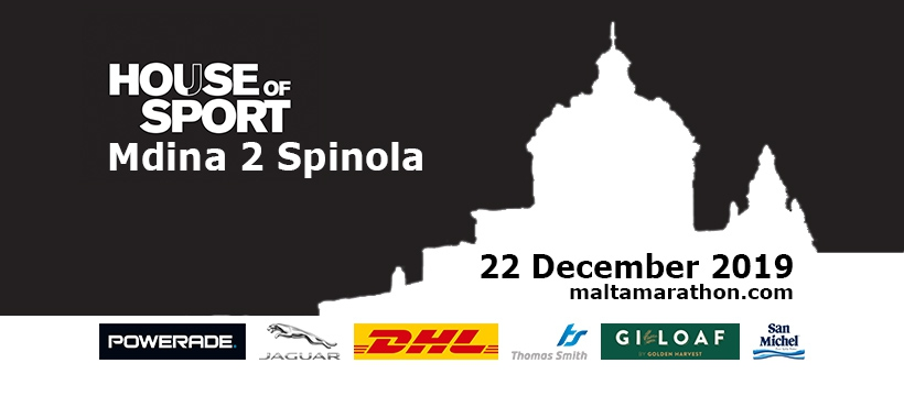 HOS Mdina 2 Spinola Xmas Road Race