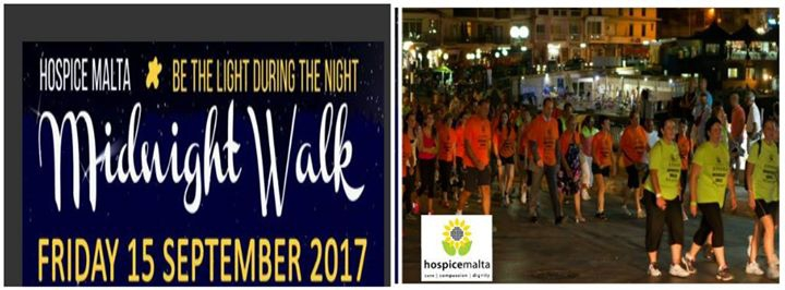 Hospice Malta Midnight Walk