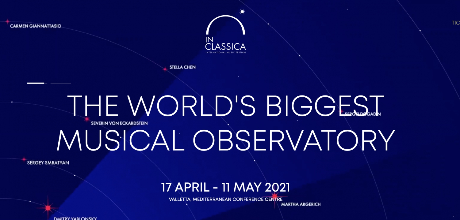 INCLASSICA FESTIVAL IN MALTA