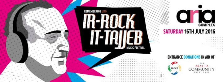 IR-Rock It-Tajjeb Festival