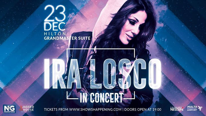 Ira Losco In Concert