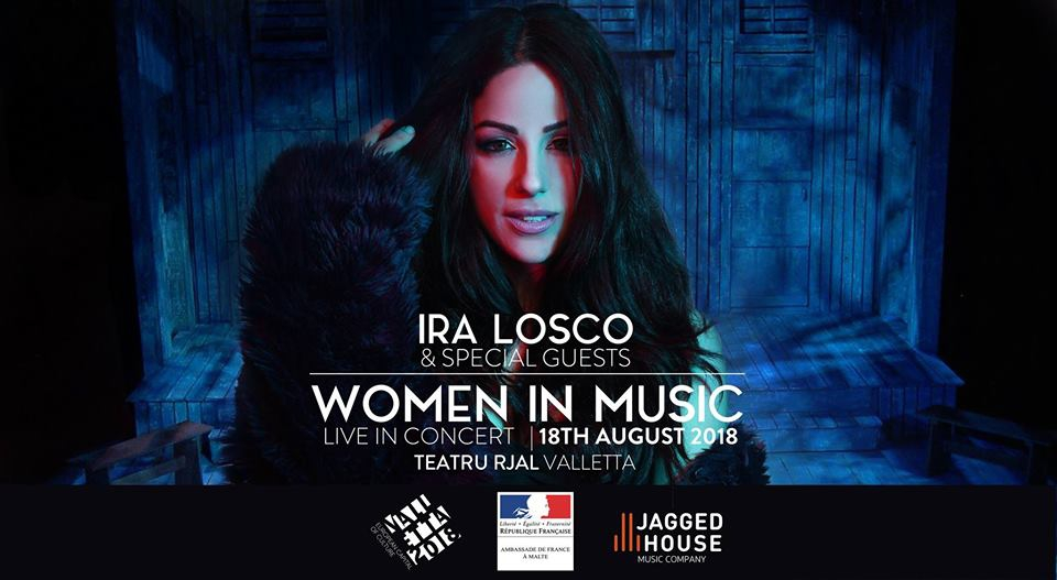 IRA LOSCO & Special Guests - WOMEN IN MUSIC