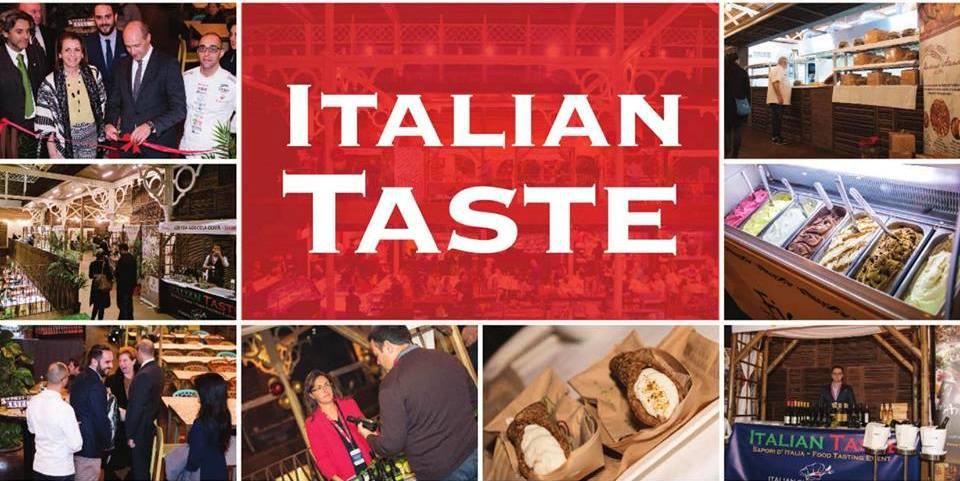 Italian Taste Event