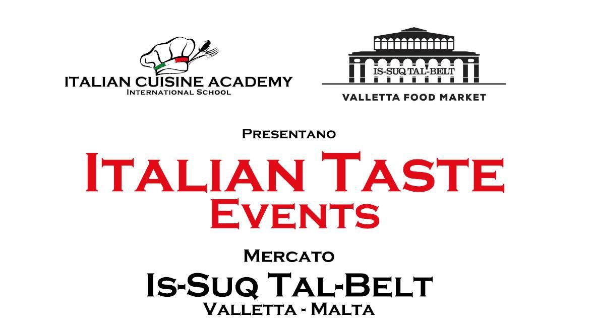 Italian Taste Event - Christmas 2018