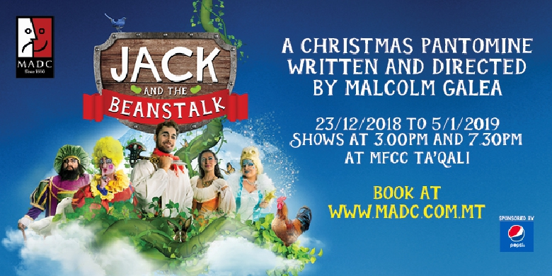 Jack and The Beanstalk – MADC