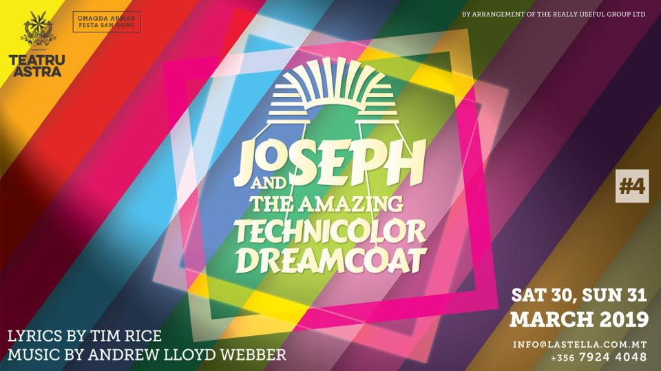 Joseph and the amazing technicolor dream coat - the musical