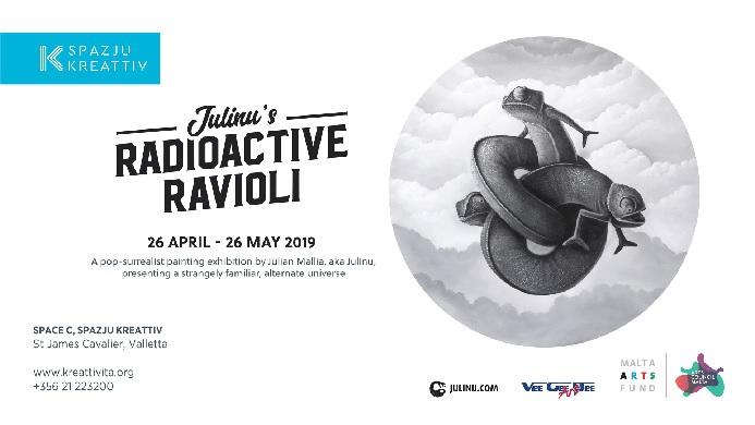 Julinu's Radioactive Ravioli