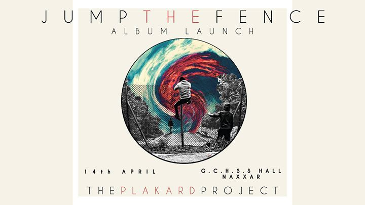 Jump The Fence - The PlaKard Project debut album launch
