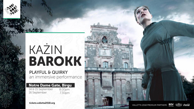 Każin Barokk