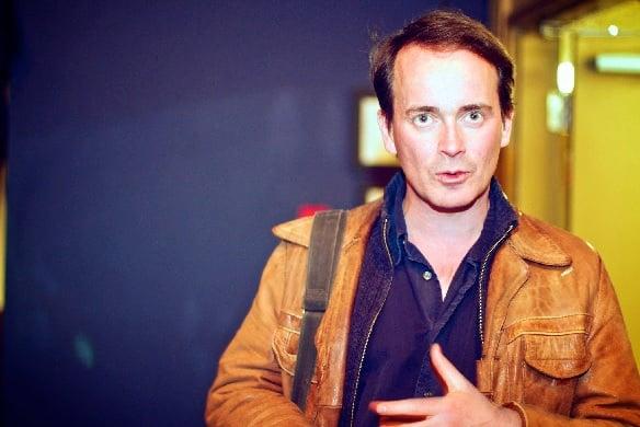 Keith Johnstone's Maestro ™ - a Spontaneous Theatre Performance