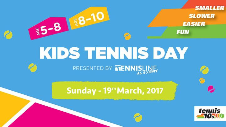 Kids Tennis Day (Winter 2017)