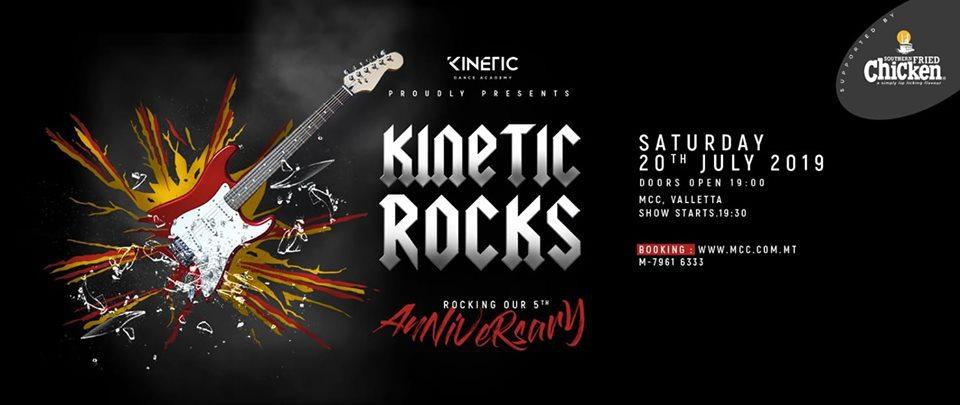 Kinetic Rocks
