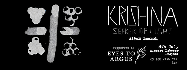 Krishna - Seeker of Light - Album Launch with Eyes to Argus