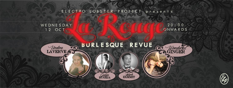 La ROUGE Burlesque Revue