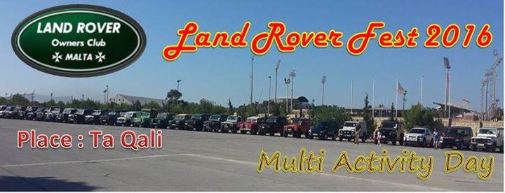 Landrover Fest 2016
