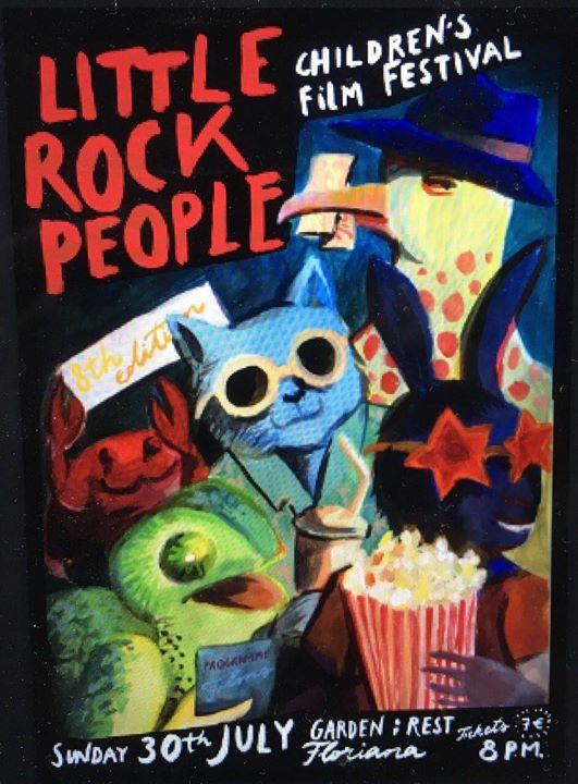 Little Rock People - 8th Kinemastik Children's Film Festival