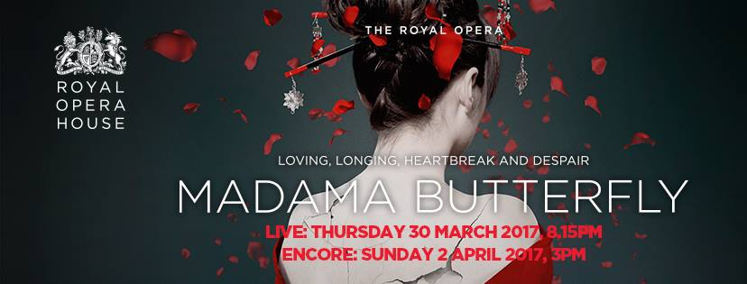 Madama Butterfly Live from The Royal Opera House
