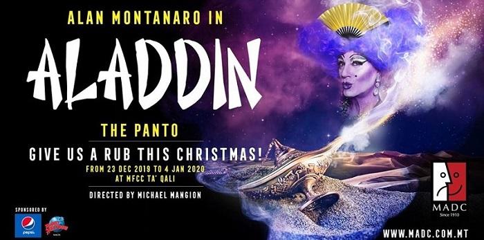MADC's Aladdin the Panto