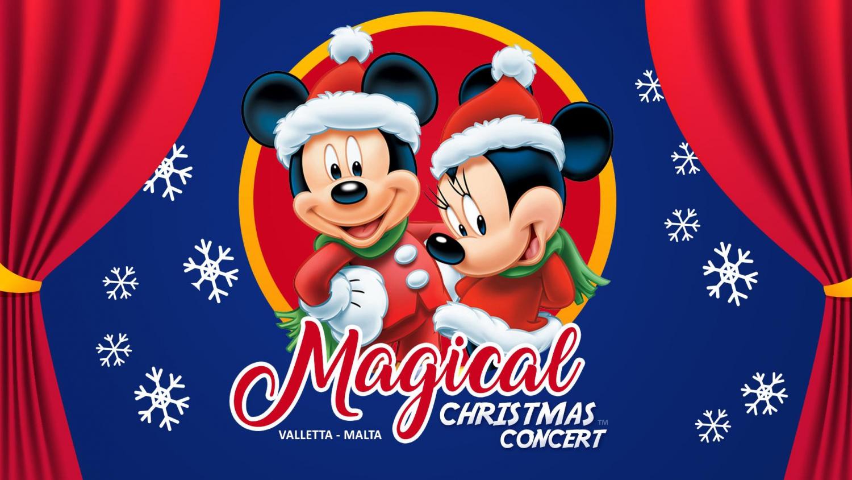 Magical Christmas Concert 2018 - MCC Valletta