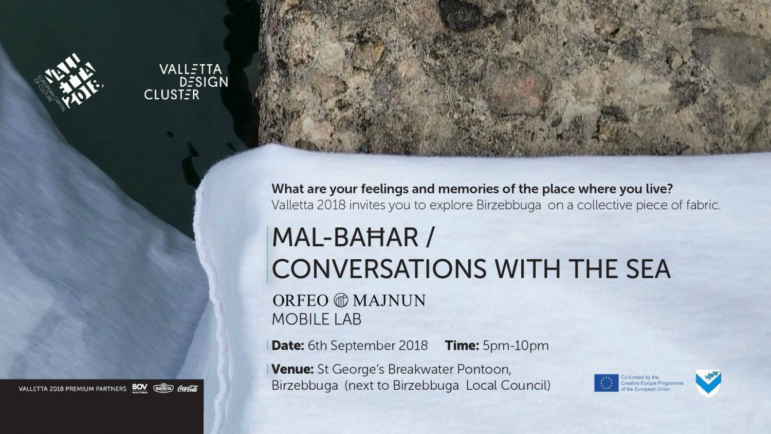 Mal-Baħar / Conversations with the Sea