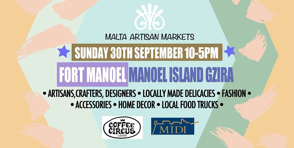 Malta Artisan Markets at Fort Manoel