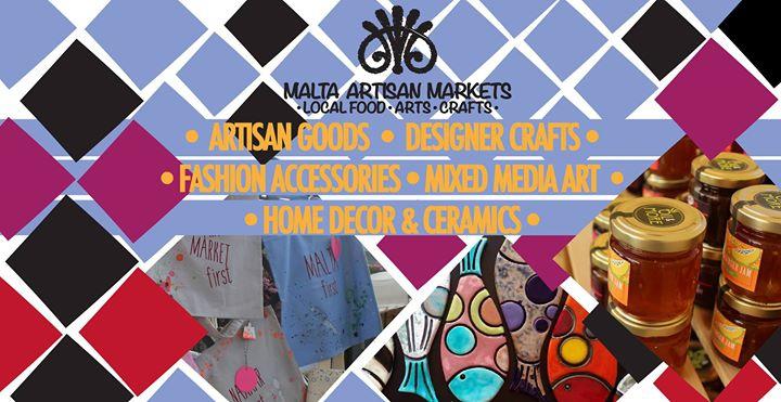 Malta Artisan Markets at Palazzo de Piro