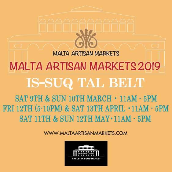 Malta Artisan Markets at Suq Tal-Belt