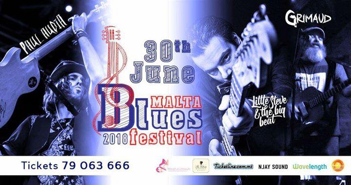 Malta Blues Festival 2018