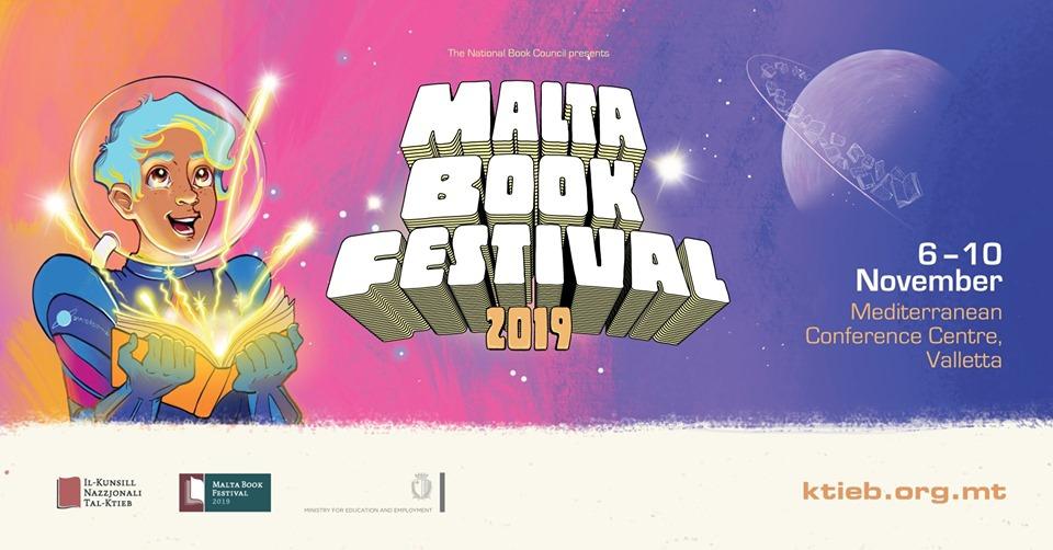 Malta Book Festival 2019