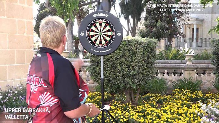 Malta Darts Open 2017