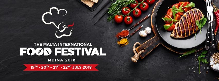 Malta International Food Festival 2018 - Mdina