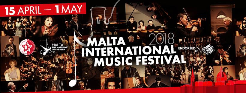 Malta International Music Festival 2018