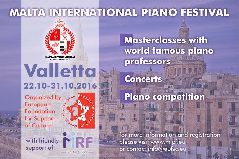 Malta International Piano Festival