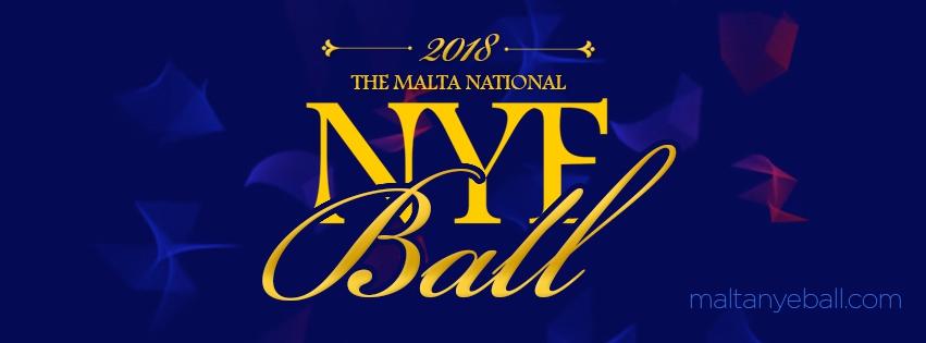 Malta National NYE Ball 2018