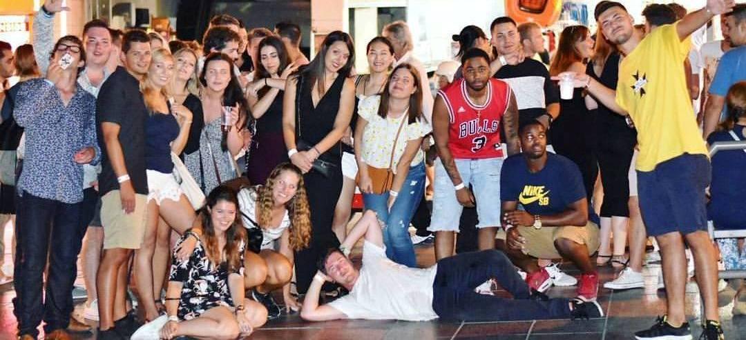 Malta Pub Crawl