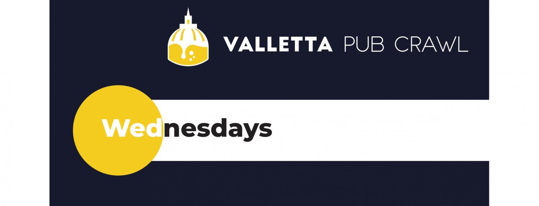 Malta Pub Crawl - Valletta