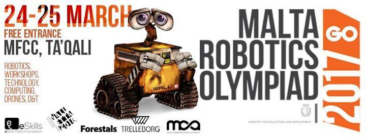 Malta Robotics Olympiad