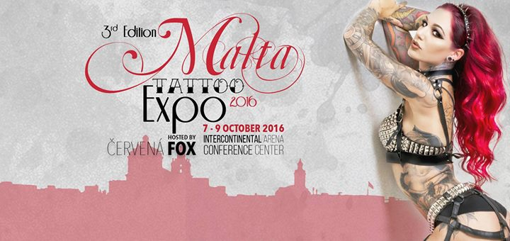 Malta Tattoo Expo 2016