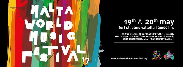 Malta World Music Festival 2017