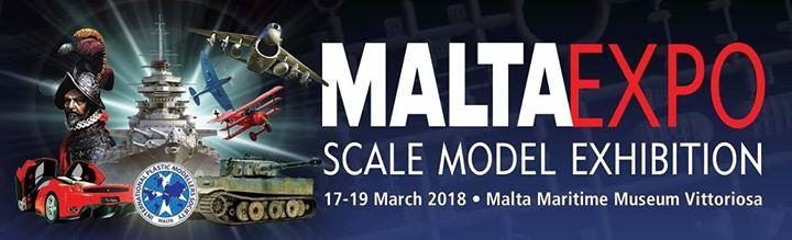 MaltaExpo - Scale Model Exhibition