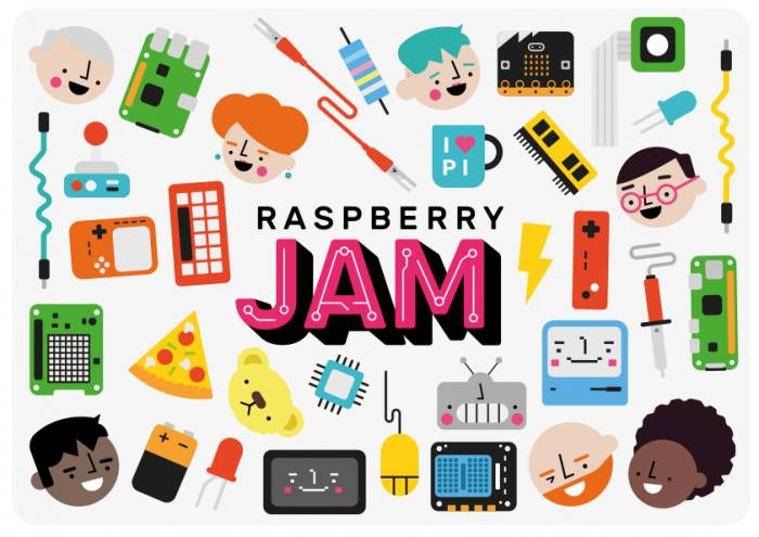 MaltaPi - the first official Raspberry Jam event in Malta
