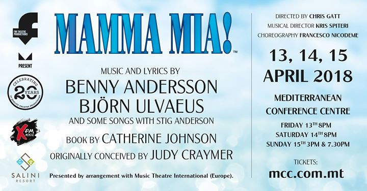 Mamma Mia - The ABBA Musical