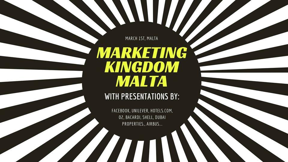 Marketing Kingdom Malta