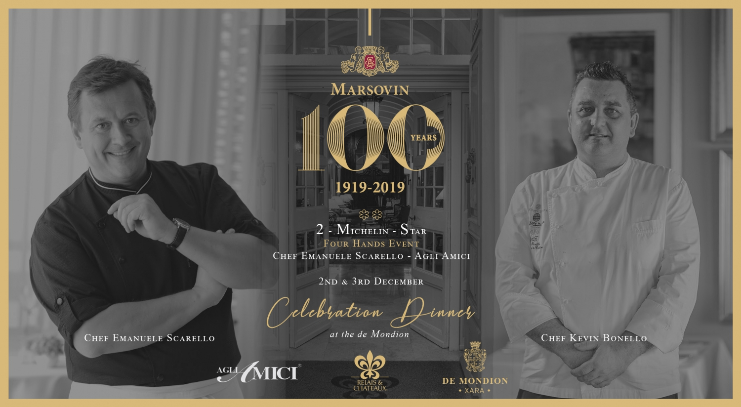 Marsovin 100th Anniversary Celebration Dinner